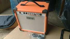 Ampli orange gitar akustik elektrik