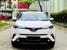 PERSIS BARU KM 200 Perak Toyota All New CHR HYBRID 2020 White On Black