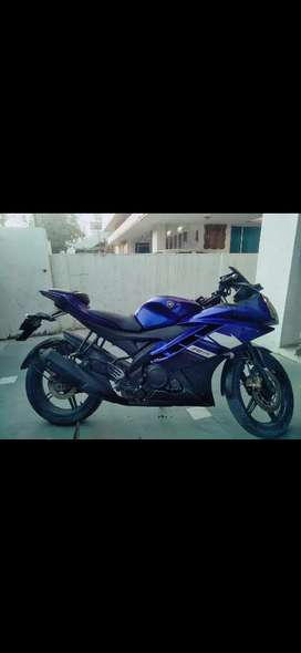 Yamaha R15 v2 2016 in very good condition