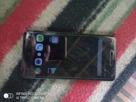 Gionee p4l touch halka crack h