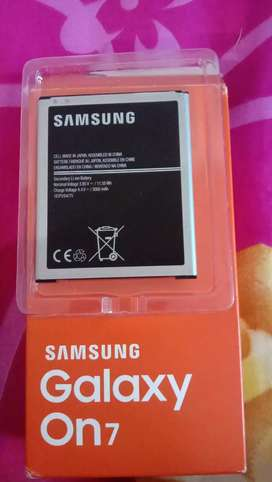 Samsung Galaxy on 7 or j7