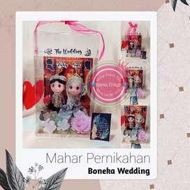 Mahar Boneka Wedding