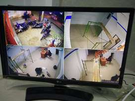 CCTV Camera Brand No.1 Dahua HIGH QUALITY, GAMBAR SANGAT TAJAM & JELAS
