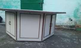 Beautyparlar table