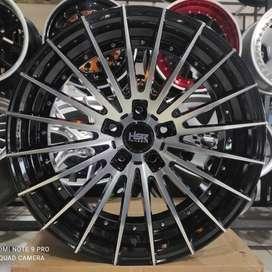 Velg Mobil HSR R18 TANDAM JA139 Terbaru Baut 5 Xpander CRV HRV Innova