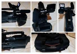 Kamera Video Sony SD 1000