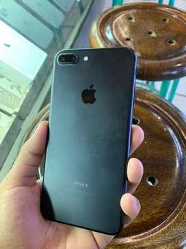 Iphone 7+ 128gb Mattblack Inter Istimewa