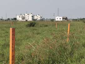 DTCP Approved Land For sale Mudichur Road