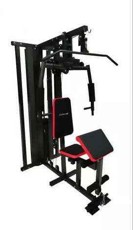 Home gym 1 sisi alat fitnes alat gym alat olah raga