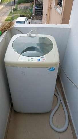6 kg Fully automatic Haier  washing machine