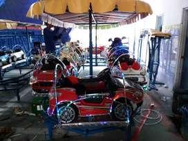 MRC kereta panggung mainan anak komedi putar SW