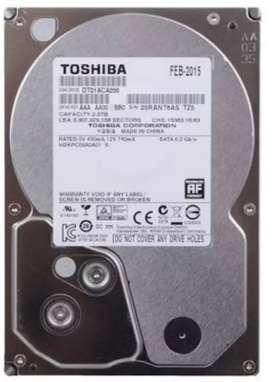 Toshiba 2tb hdd