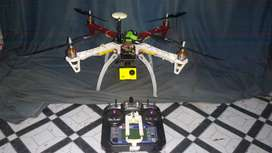 Drone 450 quad .with ready to fly naza mlite DJIa a