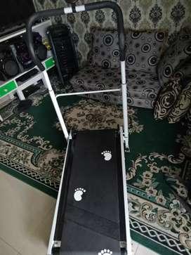 Treadmill manual satu fungsi