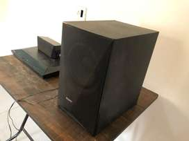 SONY GENUINE HOME THEATRE AVAILABLE WITH SUPERB SOUND , LESS TIME USED
