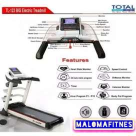 Treadmill elektrik 3 fungsi TL123M