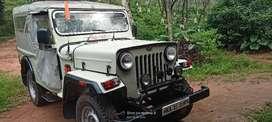 Mahindra Jeep 1996 (4x4)