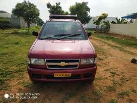 Chevrolet Tavera NY Elite LS - B3 10-Seater BS III, 2010, Diesel