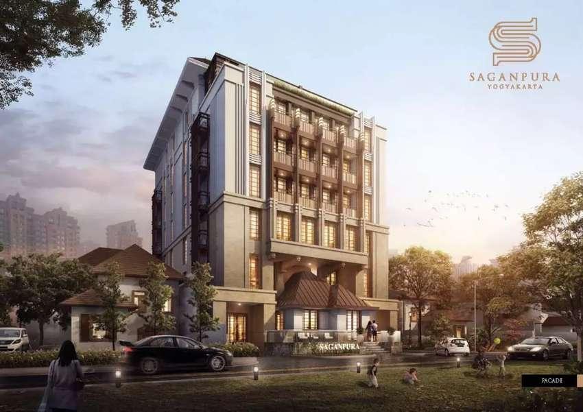 Apartemen Mewah dan Eksklusif Di Pusat Kota Jogja