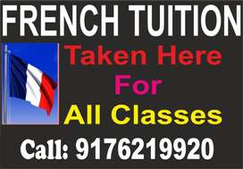 FRENCH TUITION Taken for All Classes by Trained,Experience TUTOR