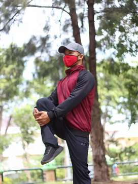 Jaket olahraga free ongkir area surabaya