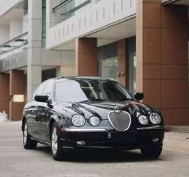 Jaguar S Type 3.0 V6 2001 Sunroof Full Original