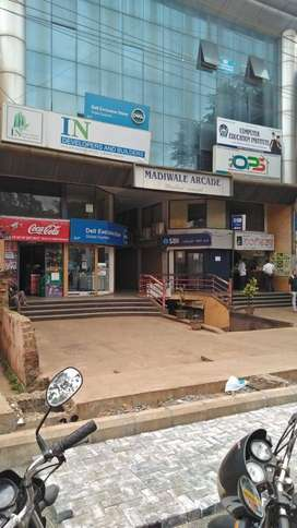 825 Sqft area For rent at Madiwale Arcade
