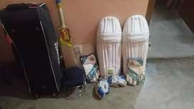 Best and branded cricket kit for those who are professional and not