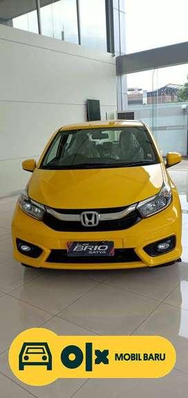 [Mobil Baru] Promo All New Honda Brio  2021 Angsuran Mulai 2Jt an