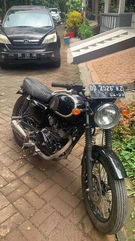 Dijual motor bekas Kawasaki w175