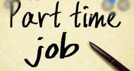 Part time job in berhampur