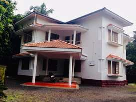 Well maitied house