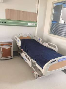 Hospital ICU Motorized Patient Bed