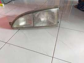 Lampu sen mobil espass sebelah kiri