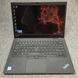 """Lenovo Thinkpad T490 Core i7-8665U RAM 16GB SSD 512GB 14"""" IPS FULLHD"""