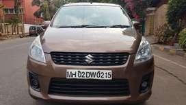 Maruti Suzuki Ertiga 2012-2015 VXI, 2015, Petrol