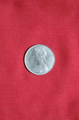Victoria Empress Sliver Coin from 1879