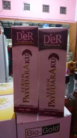 DE'R Platinum Serum Payudaraku