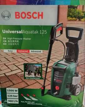 UNOPENED Bosch Aquatak 125 High Pressure Car Washer