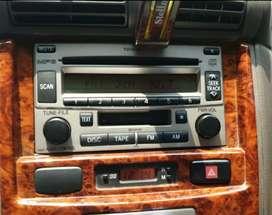 Head unit copotan avanza barang mulus segel fitur Radio Mp3 CD