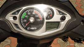 Hero Duet, Color Black, Year 2017, KM 17,837, Good Condition