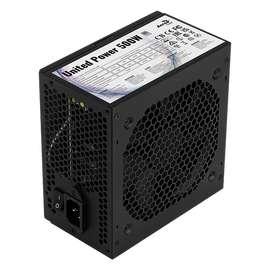Aerocool United Power 500W - 500 Watt 80 PLUS White Gaming PSU