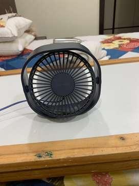 Phone coolent fan