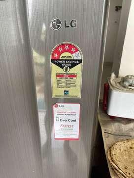 LG 4 Star fridge @ Rs 5000