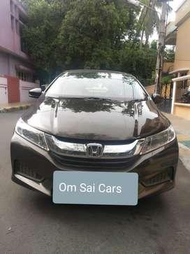 Honda City 1.5 V Automatic, 2014, Petrol