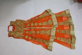 Evening gown & kurte