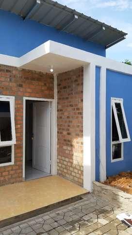 Rumah Cluster minimalis Disewakan Bulanan / Tahunan