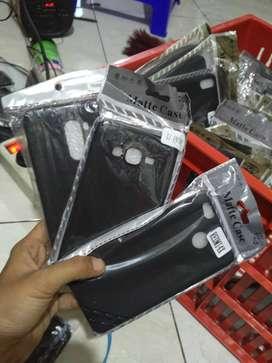 Adani softcase blackmatte xiaomi redmi 4X-pocophone F1-samsung J2prime
