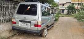 Toyota Qualis GS C3, 2004, Diesel
