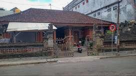 Dijual Rumah Kos Strategis di Jl. Hayam Wuruk (dkt Univ. Warmadewa)